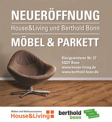 neuer ffnung berthold bonn. Black Bedroom Furniture Sets. Home Design Ideas